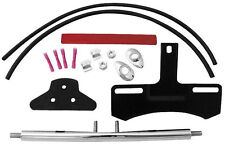 Turn Signal Relocation Kit Rear Fender Harley XL Sportster FXD Dyna FLST Softail