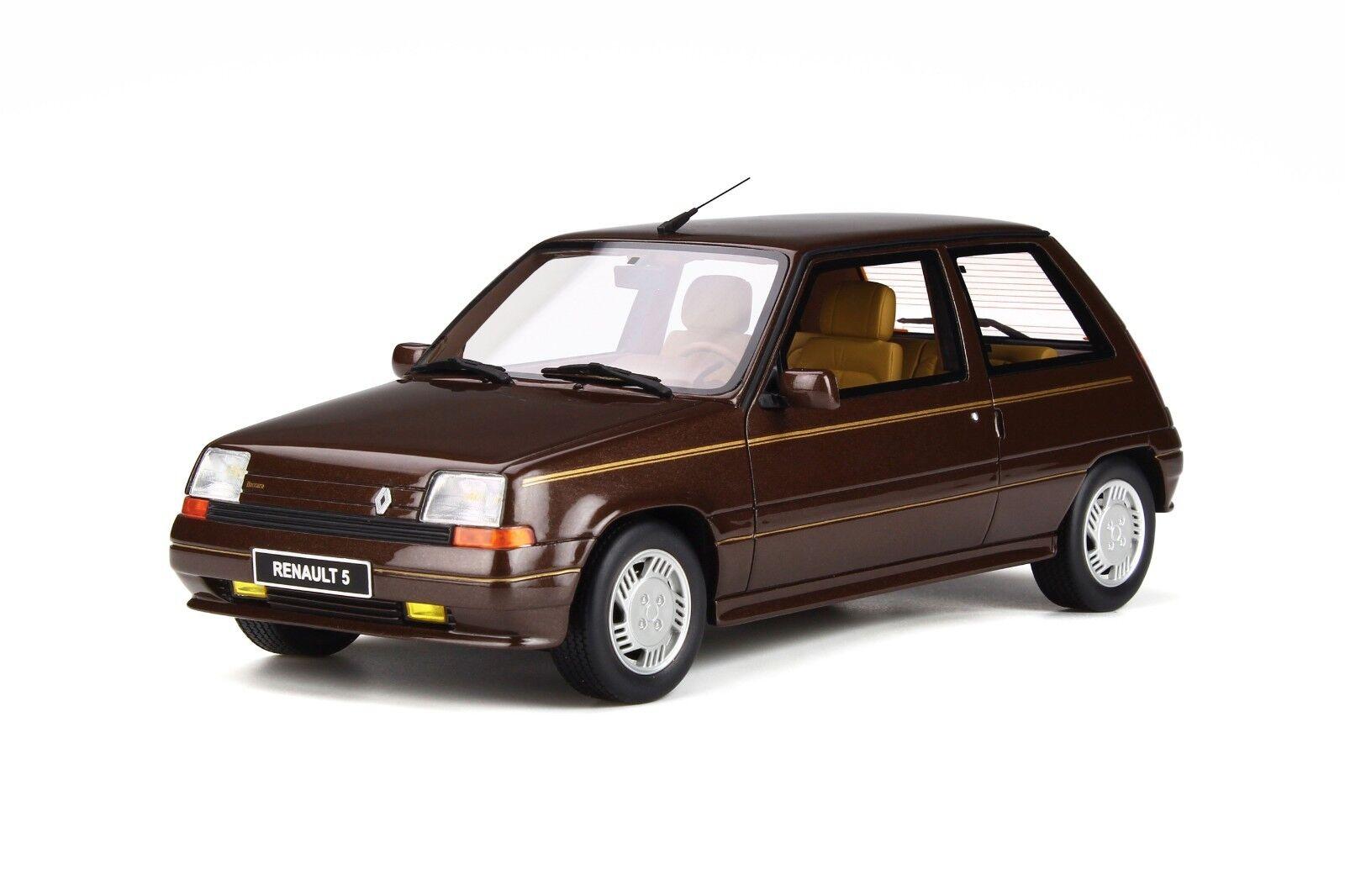 Renault Super 5 Bacarrat  nuevo  Otto ot764  1 18