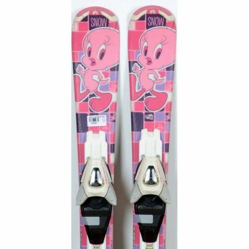 Tecno Pro Looney tunes active girl skis d/'occasion Junior