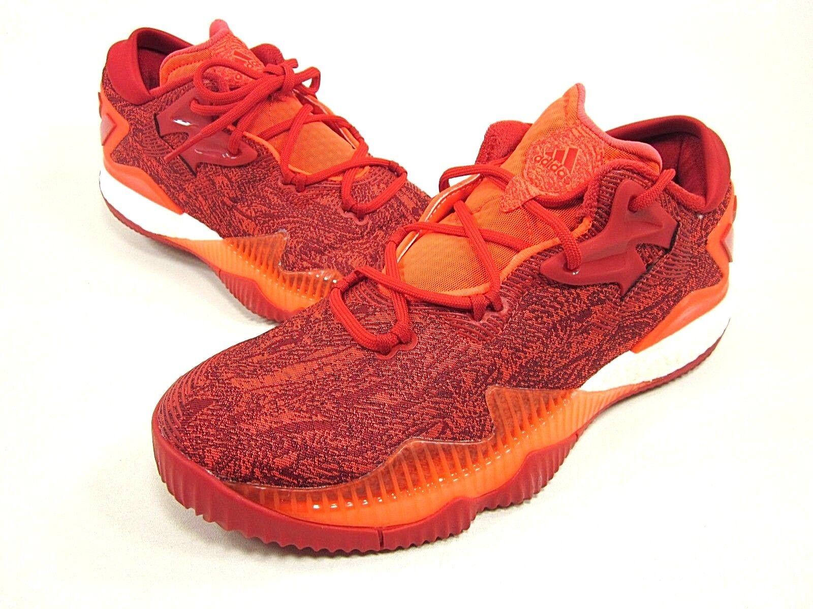 Adidas hombres crazylight Boost baja 2018 hombres Adidas zapatos de baloncesto b42389 tamaño 11,5, liquidación de temporada 5b55ab