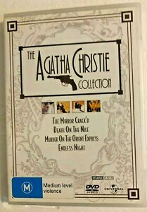 The-Agatha-Christie-Collection-DVD-FREE-POST