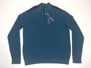 best service 30f57 94d30 Details about MADE by Cam Newton Pullover Long Sleeve Sweater L NWT MSRP  $70.00