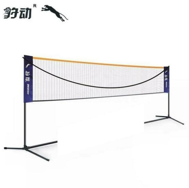 Halex Official-Size Volleyball//Badminton Net