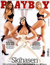 Playboy Dezember/12/2009  Die schönsten Skilehrerinnen*