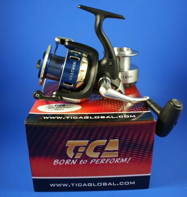 TiCa Gymir GVAT4000 FD Spinnrolle
