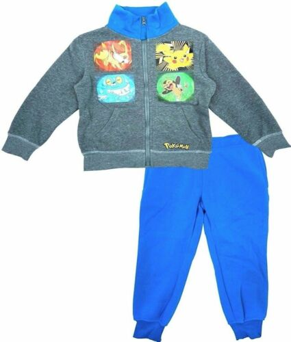 Details about  /Kids Boys//Girls Tracksuits SweatTops//Pants Outfit Sets Active Sporty 2 4 6 8 10