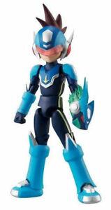 MEGA MAN.EXE WITH SWORD Bandai Shokugan Mega Man 66 Action Dash Mini Figure #3