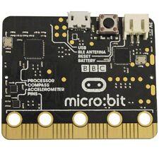 Single BBC micro:bit. A portable, low power, user programmable computer.