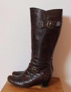 Jana Damen Zu Stiefel Details Gr39 DHE9W2IY