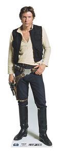 Sc-482 Hang Solo Star Wars Hauteur Ca.183cm Présentoir En Carton Figurine