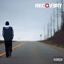 Recovery [PA] by Eminem (CD, Jun-2010, Interscope (USA))
