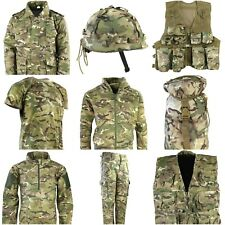 Kids Pack I Army Command Outdoor Fancy Dress Up Bushcraft Camo MTP//DPM