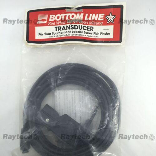 Leader SF Bottom Line 019059 Transom mount Speed /& Temp 200 kHz Leader