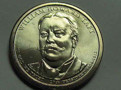 "2 Coins 2013 P/&D /""William McKinly/"" $1 Presidential Dollar Out of Mint Rolls"