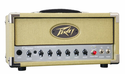 Repair your own amp with instructions Peavey Classic 20 Recap Kit