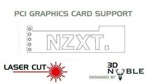 Blanco-Nzxt-GPU-Anti-Flacidez-Soporte-Soporte-1060-1070-todas-las-GPU