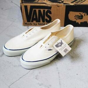 mens vans authentic white