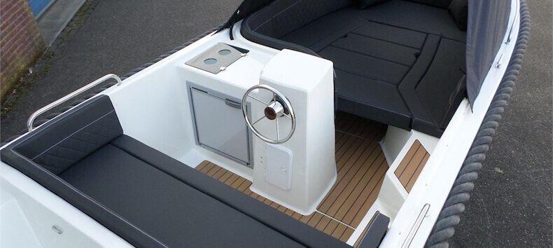 Ny Silveryacht 525 med 20hk og udstyr