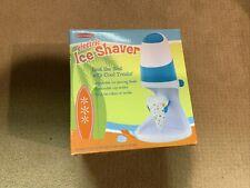 Electric Ice Shaver Machine