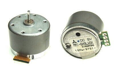 EG-510ED-2F2 MABUCHI DC MOTOR 12V CW FOR TAPE DECK 1 pcs TAPE RECORDER
