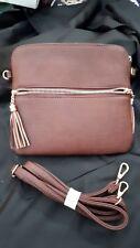 item 1 Jamie Bags Messenger Bag Shoulder Strap Adjustable in Brown -Jamie Bags  Messenger Bag Shoulder Strap Adjustable in Brown 196ada99aba59