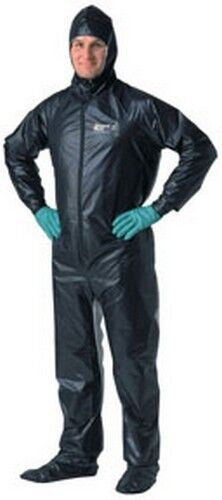 Black Large Shoot Suit 2002 Painter'S Coveralls