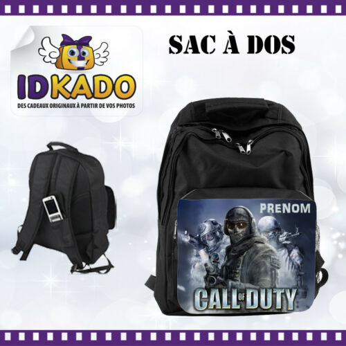 Sac à dos  CALL OF DUTY SAC26