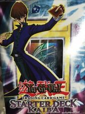 Yugioh Kaiba 2002 Starter Deck 1st Edition US Version NEW in GEM MINT condition!