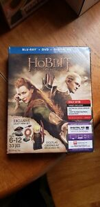 The Hobbit the Desolation of Smaug blu- ray/dvd Target  Lego Mini Figure