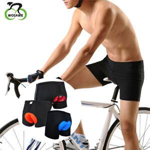 Cycling-Underwear-Gel-Pad-MTB-Bike-Shorts-Shockproof-Underpants-Breathable