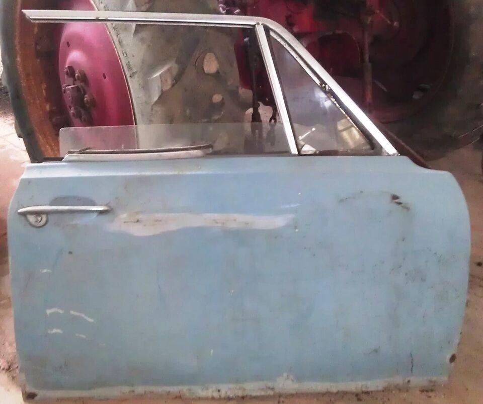 2 Døre, Ford Taunus P3