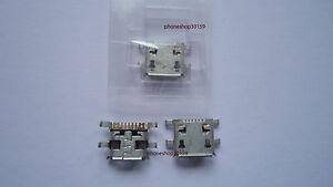 Lg-Optimus-Speed-2x-p990-hembrilla-de-carga-cargador-de-conector-hembra-micro-USB-nuevo-embalaje