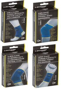 DUNLOP-Joint-Support-Elbow-Knee-Wrist-Ankle-Guard-Protection-Gym-Sports-Injury