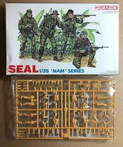 Diplomatique Dragon 3302 - Seal Nam Series - 1/35 Plastic Kit En Voyageant