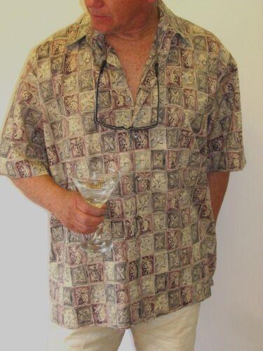 Hawaiian Shirt by Tori Richards,  100% Cotton Siz