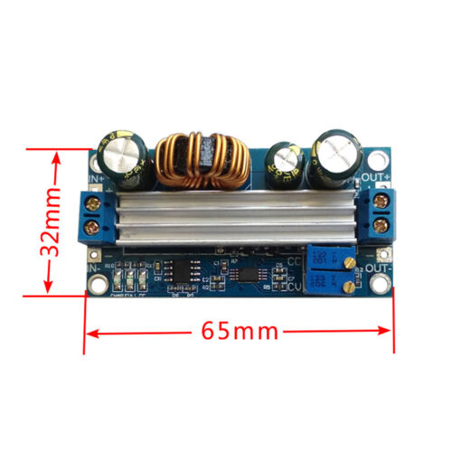 Adjustable Automatic Step-up and Down Supply Module Voltage Regulator ATF