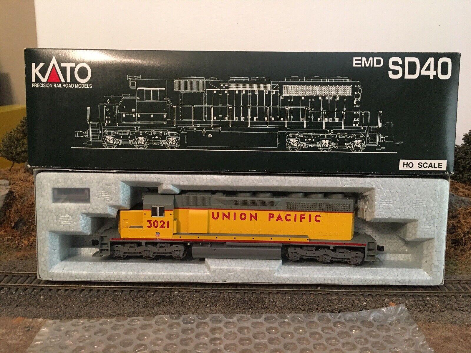 Kato HO EMD SD 40 en Colors hasta   3021