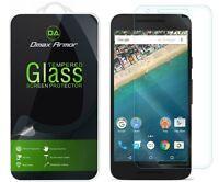 Dmax Armor® Lg Nexus 5x Tempered Glass Screen Protector Saver
