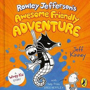 Rowley-Jefferson-039-s-Awesome-Friendly-Adventure-by-Jeff-Kinney