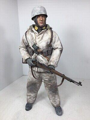 NEW PRODUCT: DID: 1/6 World War II Paratrooper Green Devil
