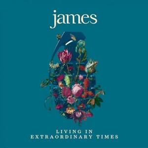 James-Living-in-Extraordinary-Times-CD-2018-NEW-FREE-Shipping-Save-s