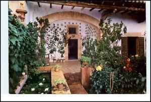VALLDEMOSSA-Mallorca-Spain-Spanien-Jardin-Garten-del-la-Celda-de-Chopin