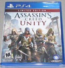 Assassin's Creed: Unity -- Limited Edition (Sony PlayStation 4, 2014)