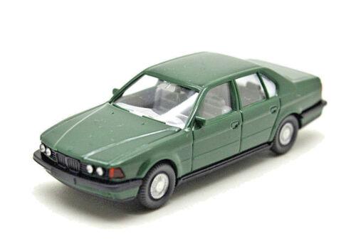 BERLINA-PINO VERDE Wiking 192//1 BMW 750i e32