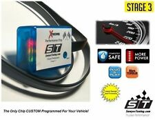 Stage 3 Performance Chip Box Race Engine Sprint HP Booster Plug Play for Ford