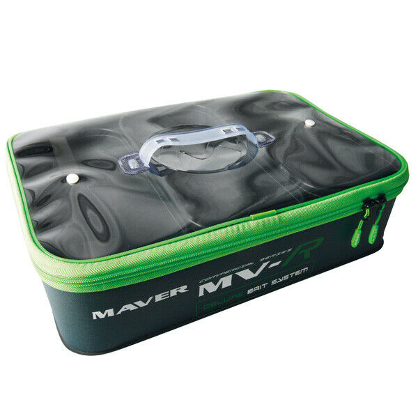 Maver Commercial MVR EVA Super Seal Deluxe Bait System Luggage