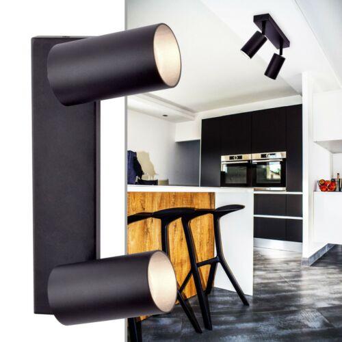 Deckenleuchte LED Decken Wand-Lampe Spot Strahler GU10 Büro Flurlampe Leuchte