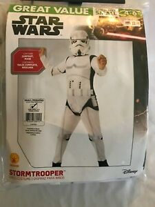 Star-Wars-Storm-Trooper-Costume-Child-S-4-6-Hard-Mask-Padded-Jumpsuit-Complete