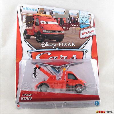 Disney Pixar Cars Deluxe Towin Eoin 2014 NEW