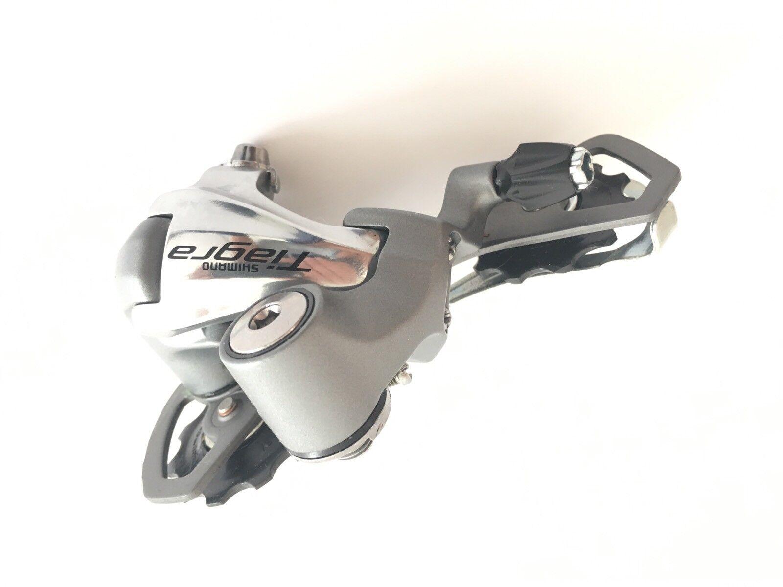 Shimano Tiagra Schaltwerk RD-4601 + Umwerfer FD-4700 2x10 fach Schelle Ø 34,9 mm